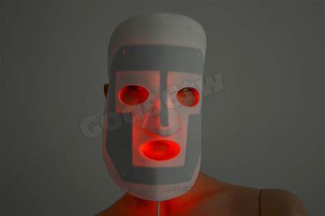 light therapy mask led skin rejuvenation therapy mask photon photodynamics