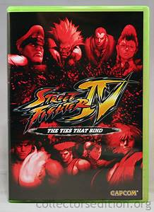 Collectorseditionorg U00bb Street Fighter Iv Collectoru2019s