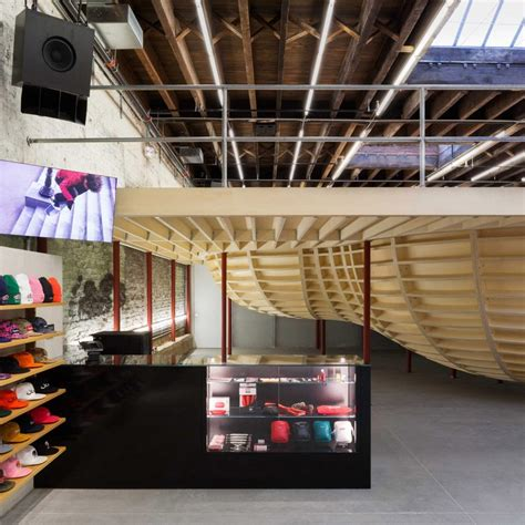 Supreme New York Store by Supreme Store In By Neil Logan Features An