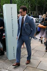 London Collections: Men Street Style   Jigsaw