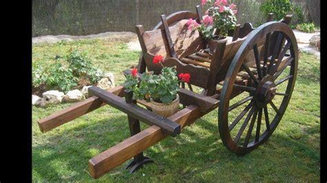 Decoración Con Diferentes Elementos Para Jardin Para