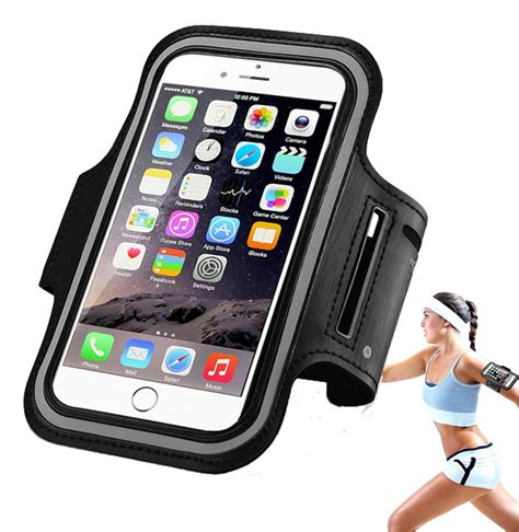 Sport Arm Band Case For Iphone 6 Plus For Samsung Galaxy