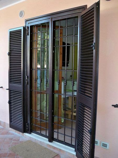 persiane in ferro zincato prezzi combinata in ferro csc serramenti caserta azienda