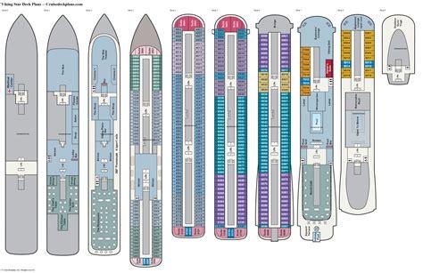 Azamara Journey Deck Plan Pdf by Viking Deck Plans Diagrams Pictures