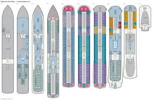 brilliance of the seas deck plans pdf viking deck plans diagrams pictures