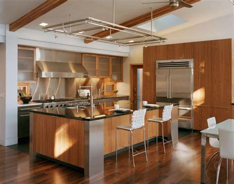 cuisine 馥s 50 cuisine rustique contemporaine 50 id 233 es de meubles en bois