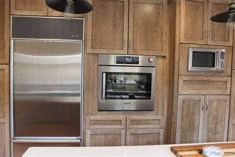 cappuccino coloured kitchen cabinets cherry wood cabinets with a cappuccino stain our
