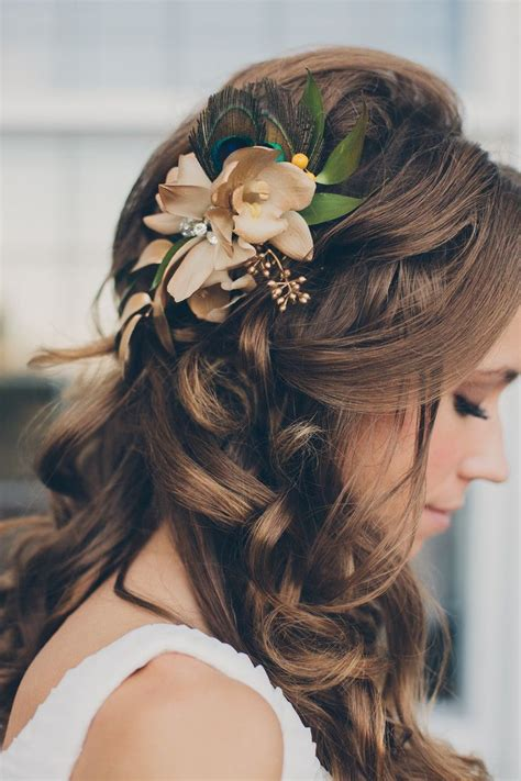17 Best images about Wedding Hair on Pinterest Bridal
