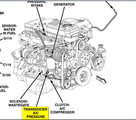 Ground Wiring Diagram 2006 Dodge Ram 2500 Diesel by I M Looking For A Wiring Diagram For An 05 Dodge 2500