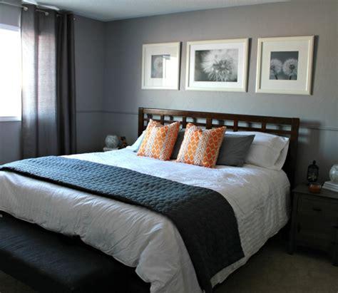 déco chambre à coucher adulte la chambre grise 40 idées pour la déco archzine fr