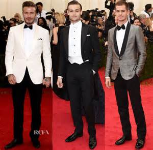 Dress Code For Red Carpet Events by The Prettiest Star Met Gala メンズ ファッション ジョニーの評価は
