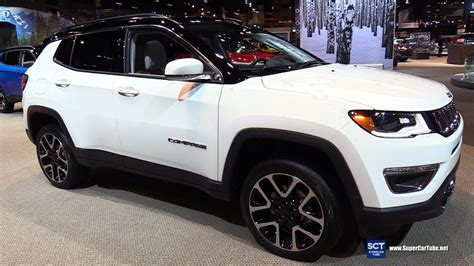 2019 Jeep Compass Limited  Exterior And Interior