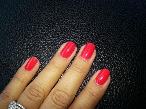 Opi Gel Nail Polish Color In Cajun Shrimp