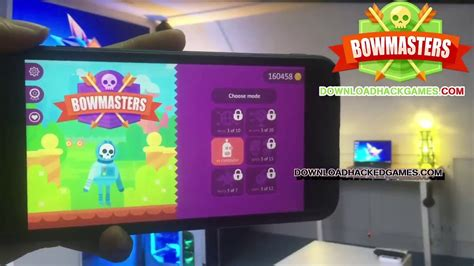 Bowmaster Prelude Hacked Cheats
