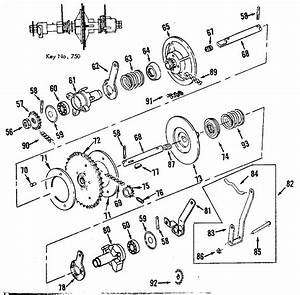 Clutch Assembly Diagram  U0026 Parts List For Model 17481563