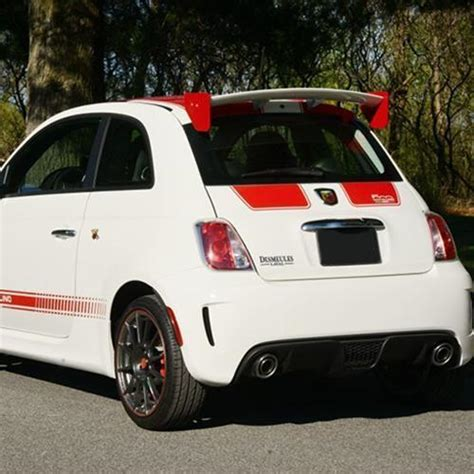 Fiat 500 Abarth Performance Parts by Abarth Tuning Parts Automobil Bildidee