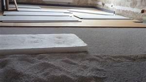 Podsyp pod polystyren