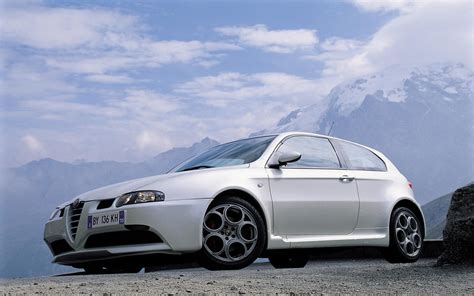 2002 Alfa Romeo 147 Image Photo 8 Of 50
