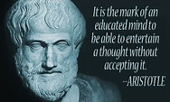 Aristotle Quotes II