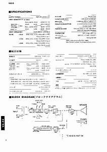 Yamaha Vx55 Guitar Amplifier Service Manual Download