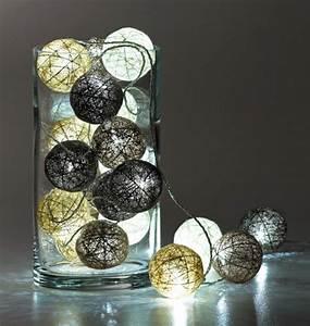 Guirlande Lumineuse Salon : objets d co de table d 39 automne 5 id es pour un bouquet de saison ~ Melissatoandfro.com Idées de Décoration