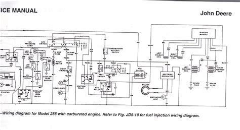 deere lt155 wiring schematic free wiring diagram