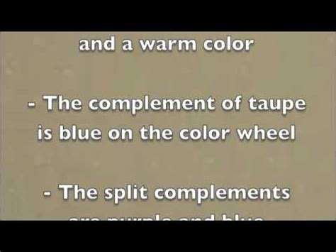 taupe colour schemes on pinterest taupe paint colors