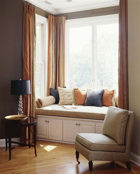small window seat bay window seat ideas how to create a cozy space in any room