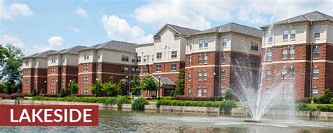 University of Alabama Riverside North Dorm