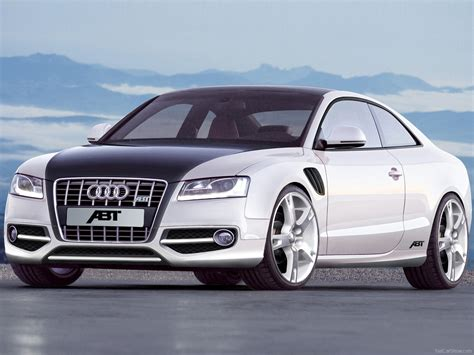 2008 Abt Audi As5 Tdi Specifications And Technical Data