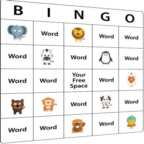 Make Custom Printable Bingo Cards  Bingo Card Creator