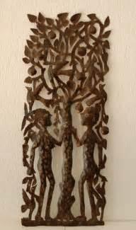 metall wanddekoration garten des jenseits catawiki