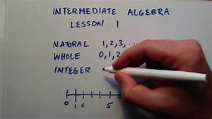 Diagram Natural Whole Numbers