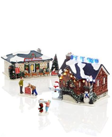dept 56 christmas vacation village department 56 snow national loon s vacation coll