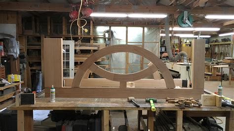 custom doors assembly  virginia woodworking