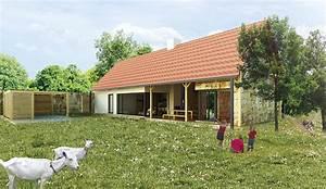 Moderní vesnické domy
