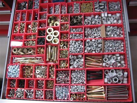 Garage Organization, Hardware Organization, Nut And Bolt