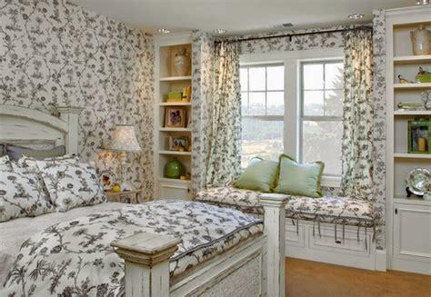 tapisserie de chambre a coucher 10 idées chambres à coucher inspirées de la compagne