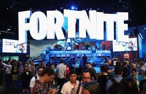 Fortnite Creator Epic Games Raises $1 Billion at a $28.7 ...