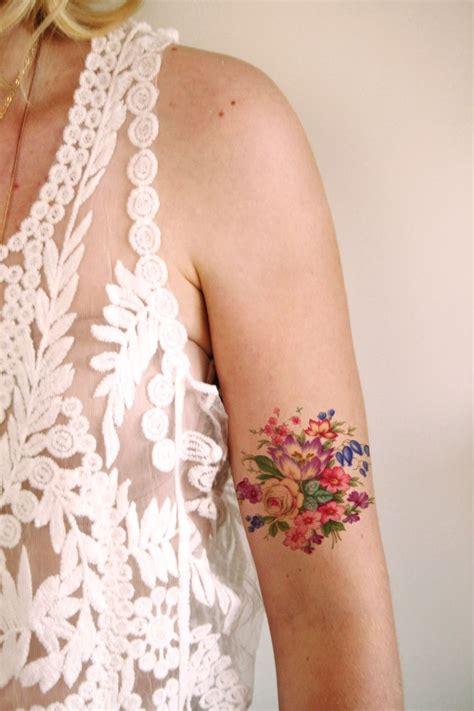 Best 25+ Vintage Floral Tattoos Ideas On Pinterest