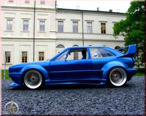 volkswagen scirocco gti miniature kit carrosserie gto