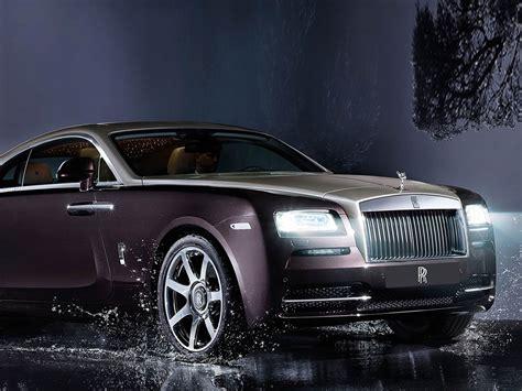 2014 Rolls-royce Wraith Auto Hd Desktop Wallpaper 01 View