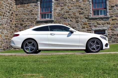 First Drive 2017 Mercedesbenz C 300 4matic Coupe Page