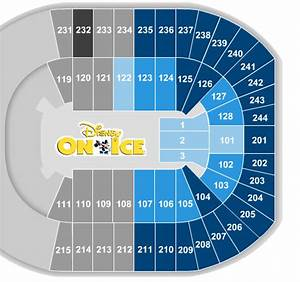 Barclays Center Seating Chart Disney On Ice Www