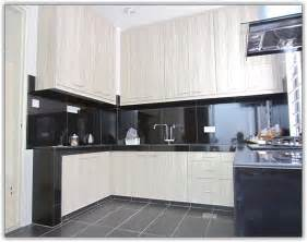 Refinishing Cabinet Doors Ideas by Paint Melamine Kitchen Cabinets Home Design Ideas