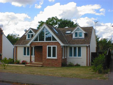 Dormer Extension Plans by Large Bungalow Extension 3 The Christopher Hunt Practice