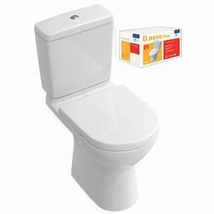 Wc Sortie Vertical : villeroy boch pack wc sur pied plus sortie ~ Premium-room.com Idées de Décoration