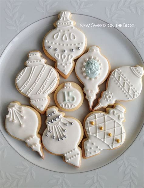 decorated christmas cookies ideas