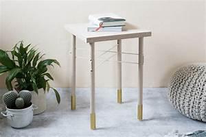 Kleinen Tisch Selber Bauen : holz trifft seil wie man einen kleinen diy tisch selber bauen kann ~ Markanthonyermac.com Haus und Dekorationen