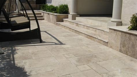 types of pavers for patio different types of patio